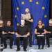 "Theatergruppe des ESF-Projektes ""Move and Work"""