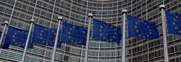 Flaggen der eruopäischen Union
