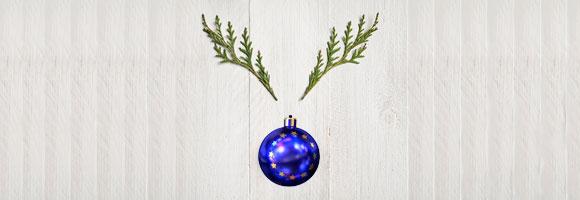 EU-Weihnachtskugel