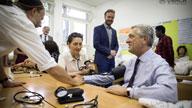 Hoher Flüchtlingskommissar Filippo Grandi