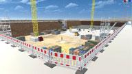 Animationsbild Baustelle