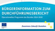 cover Durchführungsbericht
