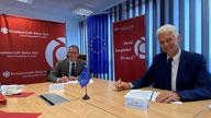 Unterzeichnung der Vereinbarung für die Zusammenarbeit zwischen dem BMAS und der DRV KBS als Verwaltungsstelle für den ESF