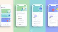 Abbildungen von Apps