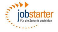 """Logo """"jobstarter"""""""