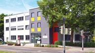 Das Gebäude des VFBB
