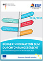 Cover: Bürgerinformation 2014/2015