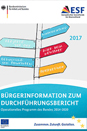 Cover: Bürgerinformation 2017