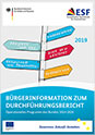 Cover: Bürgerinformation 2019