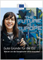 "Cover ""The future is europe"""